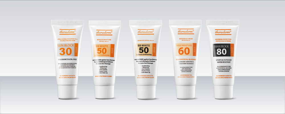 THERADERM – Distributor Skincare